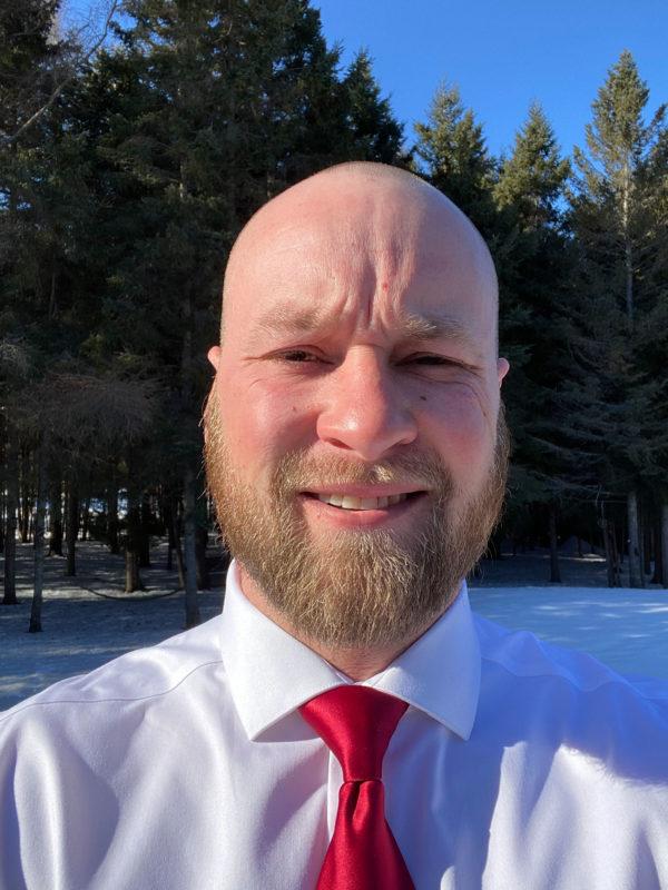 Kyle Brow headshot